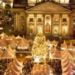 Рынок рождественский в Берлине