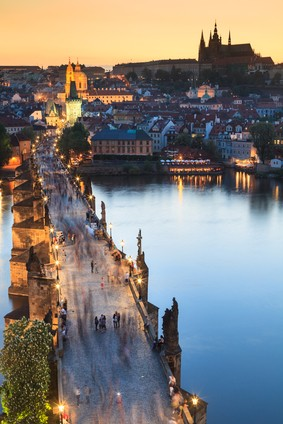 Экскурсии по Праге, Карловому Мосту